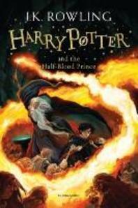 [해외]Harry Potter and the half-Blood Prince (hardback)