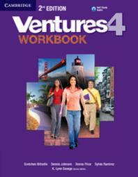 Ventures Level. 4 Workbook