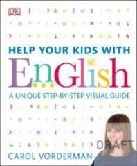 [해외]Help Your Kids with English (Paperback)