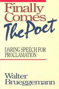 [해외]Finally Comes the Poet (Paperback)