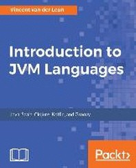 [해외]Introduction to Jvm Languages (Paperback)