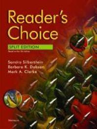 Readers Choice 5/E: Split Edition (Paperback)
