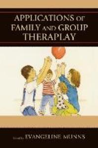 [해외]Applications of Family and Group Theraplay (Hardcover)