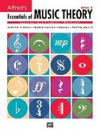 [해외]Alfred's Essentials of Music Theory, Bk 1