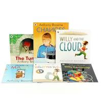 The Wonderful World of Anthony Browne Set (6 Books)