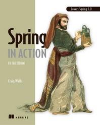 [해외]Spring in Action (Paperback)