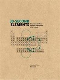 [해외]30-Second Elements (hardback)
