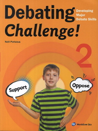 Debating Challenge. 2(CD1장포함)