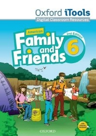 American Family and Friends 2E 6 iTools CD-ROM