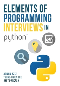 [해외]Elements of Programming Interviews in Python