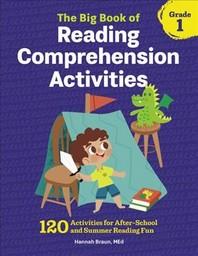 [해외]The Big Book of Reading Comprehension Activities, Grade 1 (Paperback)