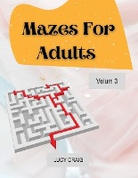 [해외]Mazes for Adults