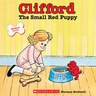 Cliiford the Small Red Puppy