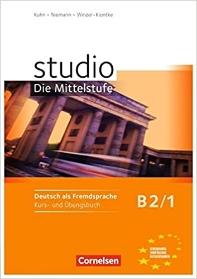 studio d 1 - Mittelstufe. Kurs- und ?bungsbuch / CD 포함 /새책수준  ☞ 서고위치:KA 2