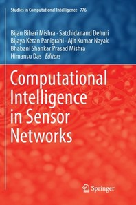 [해외]Computational Intelligence in Sensor Networks