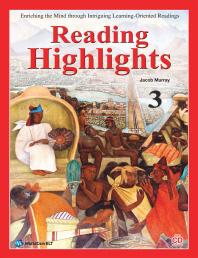 READING HIGHLIGHTS. 3(CD1장포함)