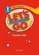 [보유]Let's Go. 1 Teacher's Cards