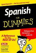 Spanish for Dummies (BK & CD)