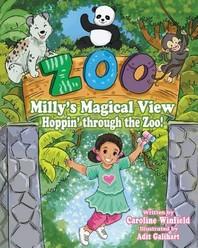 """[해외]Milly's Magical View """"Hoppin through the Zoo!"""" (Paperback)"""