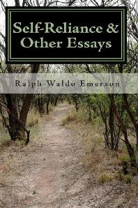 [해외]Self-Reliance & Other Essays by Ralph Waldo Emerson (Paperback)