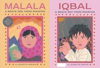 Malala, a Brave Girl from Pakistan/Iqbal, a Brave Boy from Pakistan