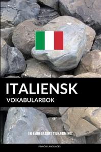 [해외]Italiensk Vokabularbok (Paperback)