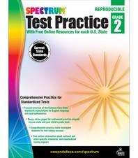 Spectrum Test Practice Grade. 2