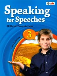 Speaking for Speeches. 3
