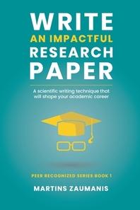[해외]Write an impactful research paper