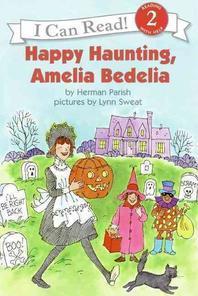 [해외]Happy Haunting, Amelia Bedelia