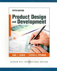 Product Design and Development (무료배송)