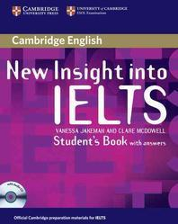 NEW INSIGHT INTO IELTS STUDENT'S BOOK WITH ANSWERS(AUDIO CD1장 포함)
