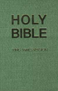 Holy Bible(King James Version)(���庻 HardCover)