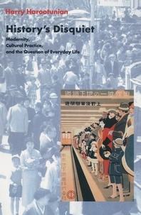 [해외]History's Disquiet (Paperback)