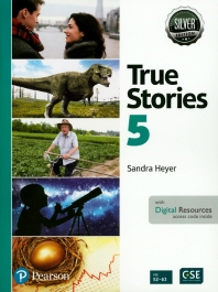Beyond True Stories Level 5 Student Book with Essential Online Resources, Silver Edition