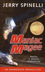 [보유]Maniac Magee (Audio Cassette/Unabridged) (CASSETTE/S)