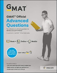 [해외]GMAT Official Advanced Questions