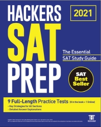 HACKERS SAT PREP: The Essential SAT Study Guide(2021)