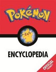 [해외]Pokemon Encyclopedia: Official