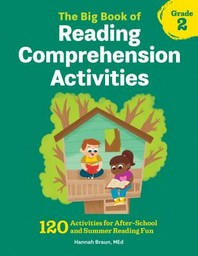[해외]The Big Book of Reading Comprehension Activities, Grade 2