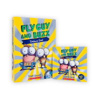 플라이 가이 Fly Guy & Buzz Deluxe Set (with 2 CDs)