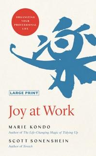 [해외]Joy at Work (Hardcover)