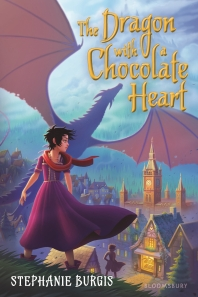 [해외]The Dragon with a Chocolate Heart