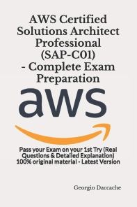 [해외]AWS Certified Solutions Architect Professional (SAP-C01) - Complete Exam Preparation