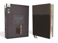 [해외]Nasb, Thinline Bible, Leathersoft, Black, Red Letter Edition, 1995 Text, Comfort Print (Imitation Leather)