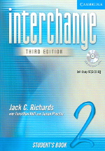 Interchange 2 with Audio-CD (3rd Edition)