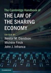 [해외]The Cambridge Handbook of the Law of the Sharing Economy (Hardcover)