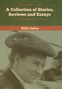 [해외]A Collection of Stories, Reviews and Essays (Hardcover)