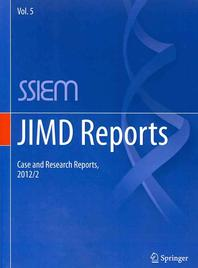 Jimd Reports - Case and Research Reports, 2012/2