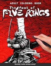 Book of five rings Adults Coloring Book